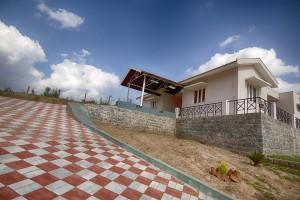 Famous Residential Villas in Ooty